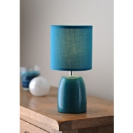 Etch Ceramic Table Lamp Silver Home Lighting B Amp M