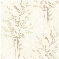 Arthouse Imagine Fern Natural Motif Vinyl Wallpaper