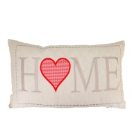 Eve Embroidered Cushion Home