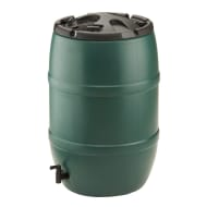 Water Butt with Tap & Lockable Lid 120L