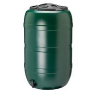 Water Butt with Tap & Lockable Lid 210L