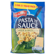 Batchelors Pasta Sauce Cheese & Broccoli 99g
