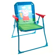 Kids Contract Chair  - Peppa Pig