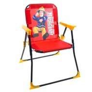 Kids Contract Chair  - Fireman Sam