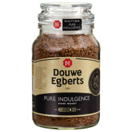 Douwe Egberts Pure Indulgence Dark Roast Coffee 200g