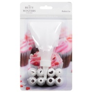 Betty Winters Icing Set with Reusable Piping Bag