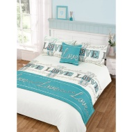 Love Bed in a Bag Double Duvet Set