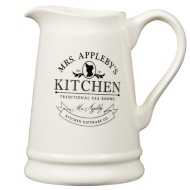 Ceramic Jug - Mrs Appleby's