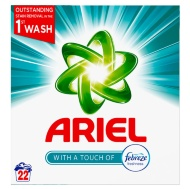 Ariel With a Touch of Febreze - 22 Wash