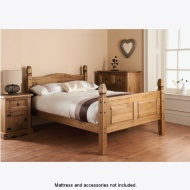 Rio 4ft6in Double Bed
