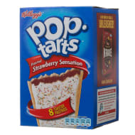Kellogg's Pop Tarts Strawberry 8pk