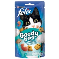 Felix Goody Bag Cat Treats Seaside Mix 60g