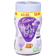 Cadbury High Lights Hot Chocolate 154g