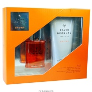 Beckham Instinct Sport 30ml Set