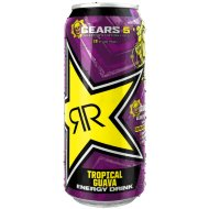 Rockstar Punched Tropical Guava Flavour Energy Drink 500ml
