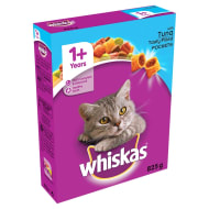 Whiskas Tasty Filled Pockets Tuna 825g