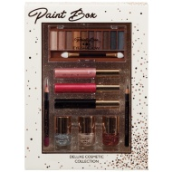 Paint Box Cosmetic Deluxe Set