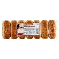Vast Bakeries Almond Fingers 5+2pk