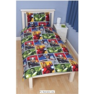 Avengers Single Duvet Set
