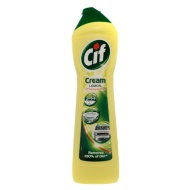 Cif Cream Cleaner Lemon with Microparticles 500ml