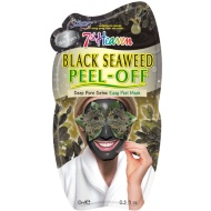 7th Heaven Face Mask - Black Seaweed
