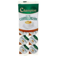 Champion Coffee Cream 10 x 10g