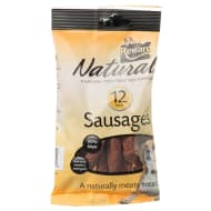 Reward Natural Sausage Treats 12pk