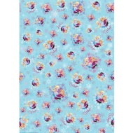 Character Wrapping Paper - Frozen - 3m