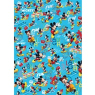 Character Wrapping Paper - Mickey Mouse - 3m