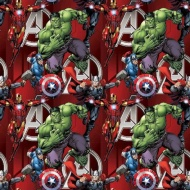Character Wrapping Paper - Avengers - 3m