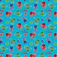 Character Wrapping Paper - PJ Masks - 3m