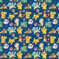 Character Wrapping Paper - Pokemon - 3m