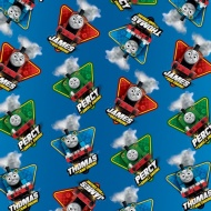 Character Wrapping Paper - Thomas the Tank Engine - 3m