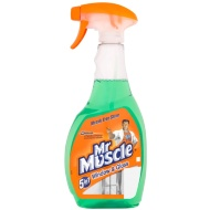 Mr Muscle 5-in-1 Window Cleaner 500ml