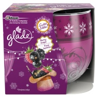 Glade Candle Blackberry Frost