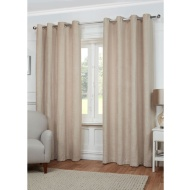 Jessica Plain Chenille Fully Lined Curtain 66 x 90