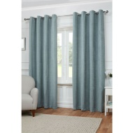 Jessica Plain Chenille Fully Lined Curtain 46 x 72