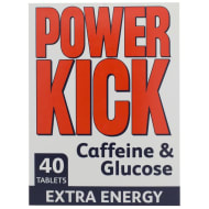 Power Kick Energy Tablets 40pk