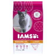 Iams Mature & Senior Cat Food - Chicken 2.5kg