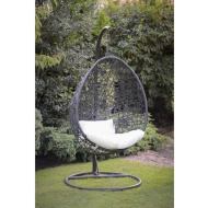 Venice Hanging Egg Shaped Chair