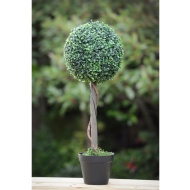 Topiary Tree with Solar Light 70cm