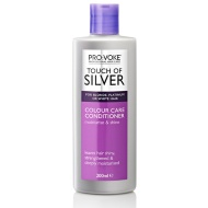 PRO:VOKE Touch of Silver Colour Care Conditioner 200ml