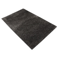 Divine Plain Supersoft Rug - Mink