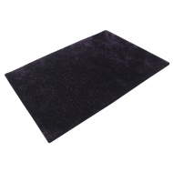 Divine Plain Supersoft Fashion Rug - Plum