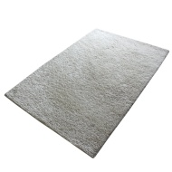 Divine Plain Supersoft Rug - Cream