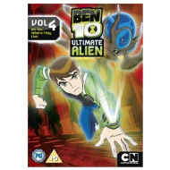 Ben 10 Ultimate Alien Volume 4 DVD