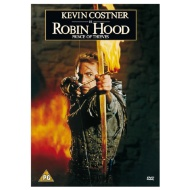 Robin Hood: Prince of Thieves DVD