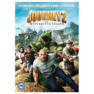 Journey 2 - Mysterious Island DVD