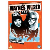 Wayne's World Double Pack DVD
