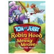 Tom and Jerry - Robin Hood DVD